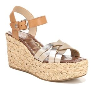 Sam Edelman Darline Platform Wedge Sandal 6